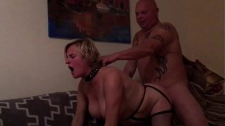 Pigslut Froukje fucked by customer
